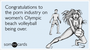 porn women olympics volleyball